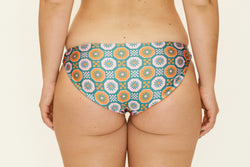 Opal Bottoms - Daisy Checkerboard