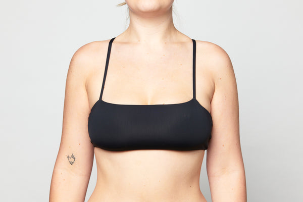 Casey Top  - Recycled Black