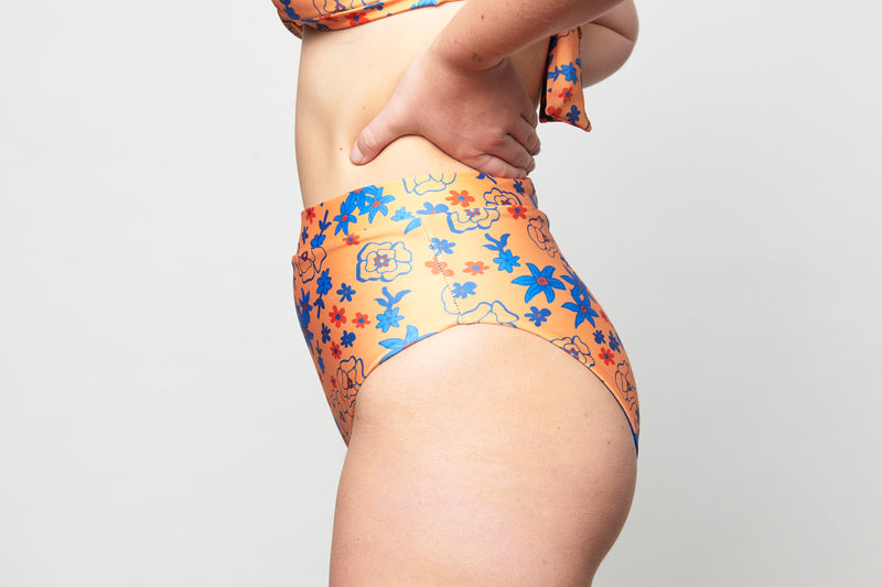 Cindy Bottom - Sunshine Floral