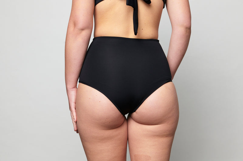 Katie Bottom – Recycled Black