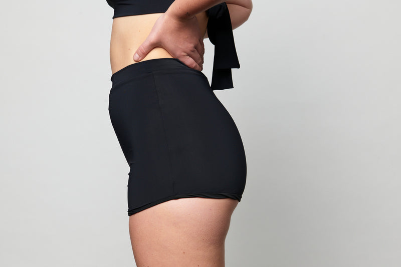 Nicole Bottom - Recycled Black