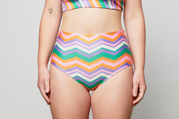 Abbie Bottom - Chevron