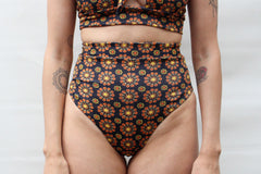 Cindy Bottoms - Midnight Retro Floral