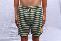 Retro Stripe Classic Boardie