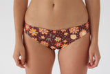 Jaki Bottom - Chocolate Floral