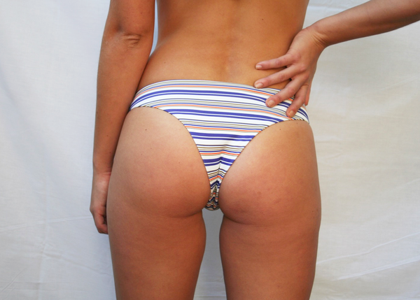 Arcadia Bottoms – Retro Stripe