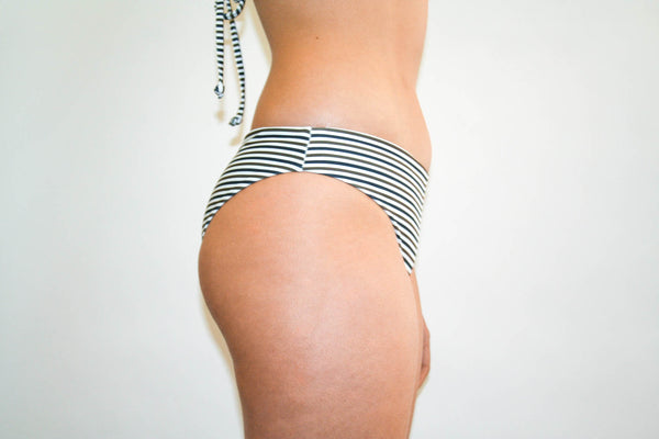 Jaki Bottoms – Black and Olive Stripe