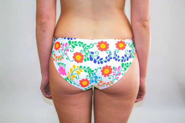Opal Bottoms - Folk Embroidery