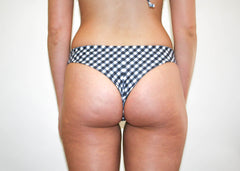 Nikki Bottoms – Black Gingham