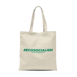 #ecosocialism Tote Bag