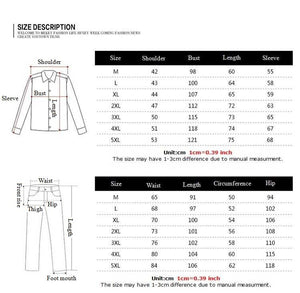 Mens Tracksuit Set SportSuit Men 2PCS Casual Sportswear Luxury Sweatshirt Survetement Jogger Homme Marque Hoodies 4XL 5XL