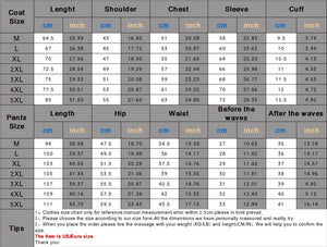Set Men's Autumn Winter No Hood Sweatshirts Tracksuit Sets Men Clothes Hoodies Jacket 2 Piece Cardigan Sportwear Male Sweatpants