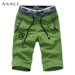 Tracksuit Man Sets Pants Summer New Men's Cropped T Shirt Shorts Casual Suits Sportswear Mens Clothing Male Sweatshirt 4XL