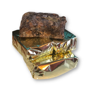 24k Majik - Bar of Raw African Black Soap