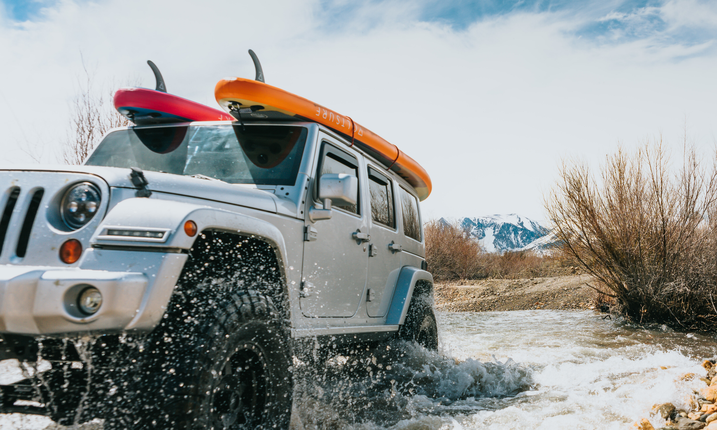 VoltJeep paddle