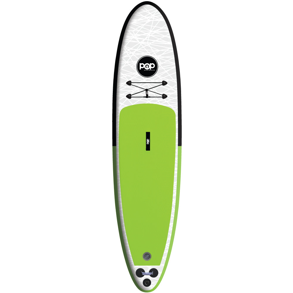 POP Board Co. - The POP Up – Black/Green - Canadian Board Company