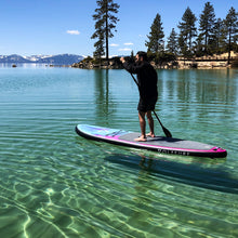 Load image into Gallery viewer, 11'0 ROVER BLACK INFLATABLE PADDLEBOARD - Canadian Board Company