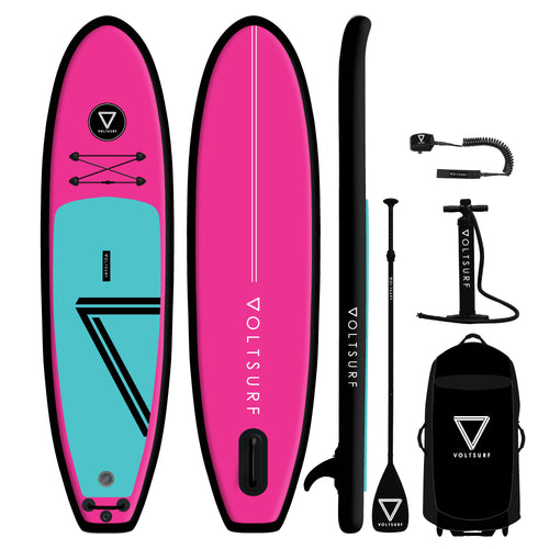 10' VOLTSURF Class Act - Black Rail - Canadian Board Company