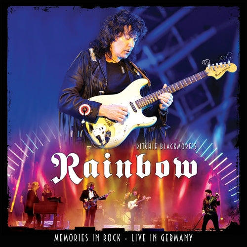 Ritchie's Rainbow Blackmore - Memories In Rock: Live In Germany (Dark Green)