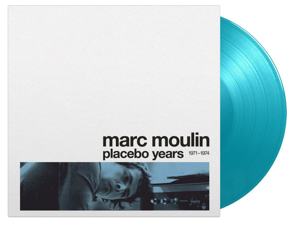Marc Moulin  - Placebo Years (Turquoise)