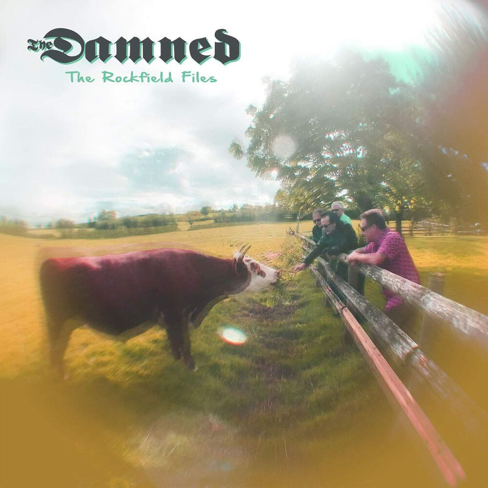 The Damned - The Rockfield Files (Coloured)