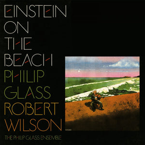 Philip Glass - Einstein On The Beach (Boxset)