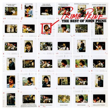 John Prine -  Prime Prine - The Best Of John Prine