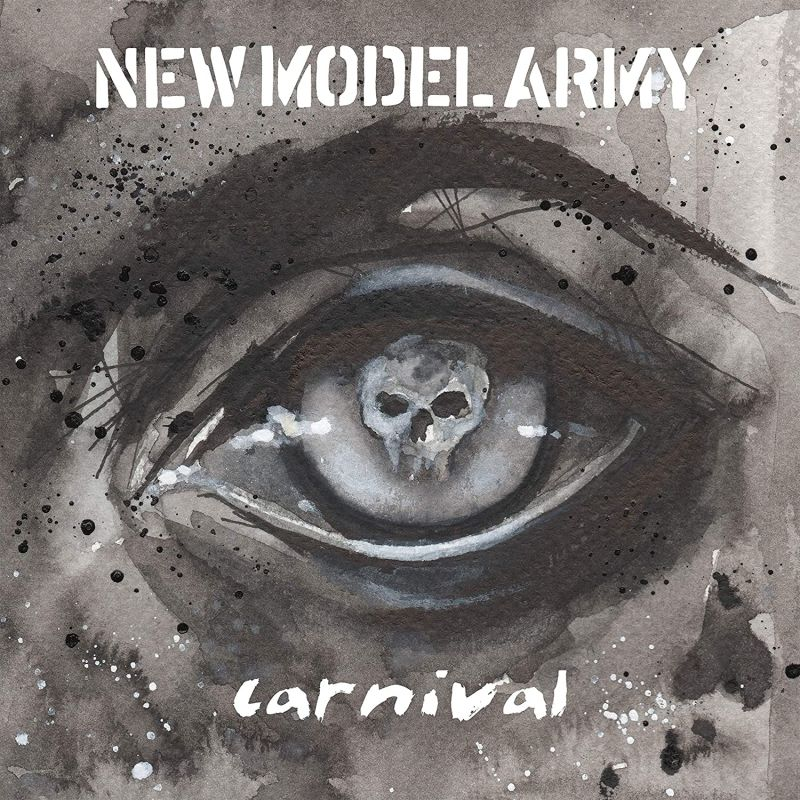 New Model Army - Carnival Redux (White)