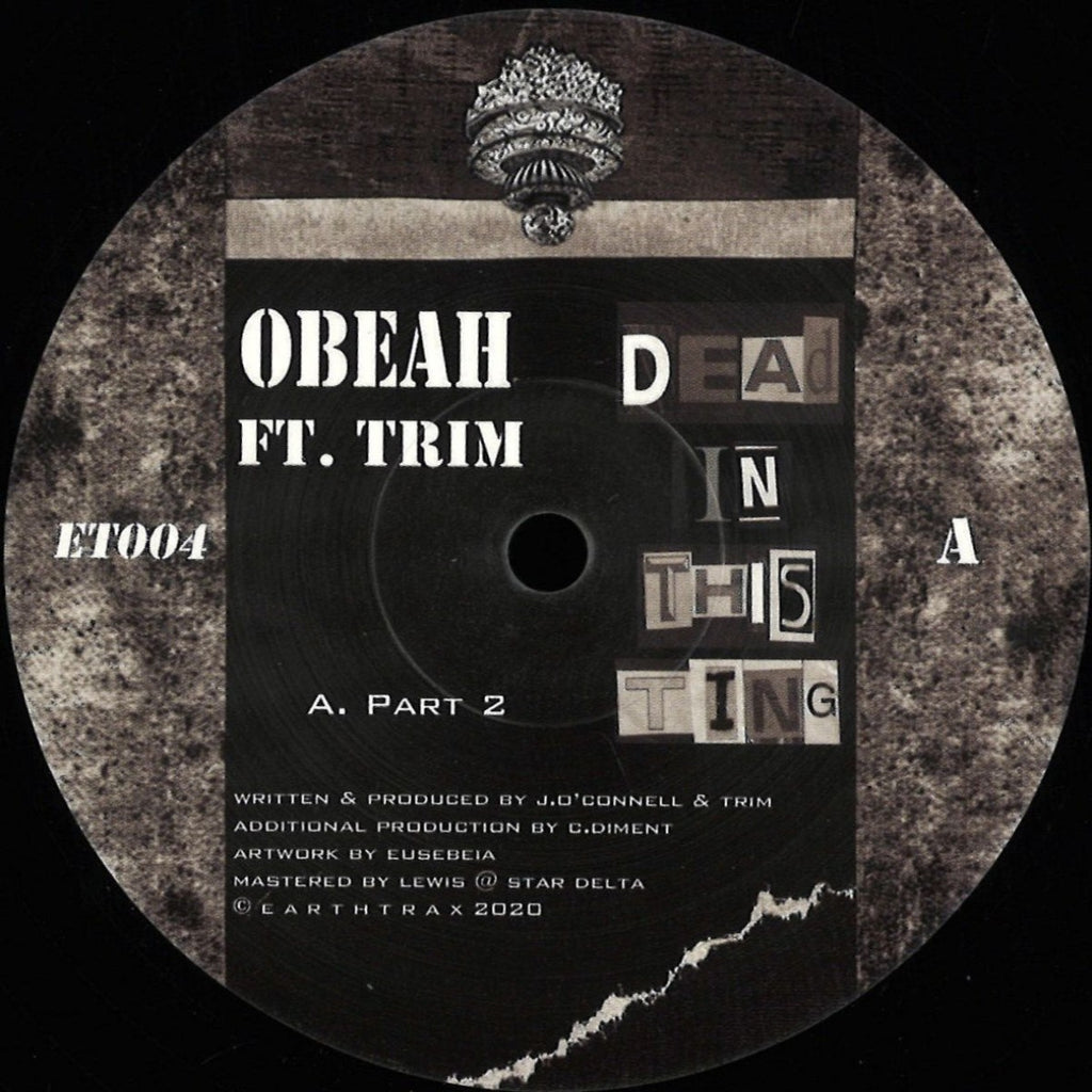 Obeah, Trim & Rider Shafique - Dead In This Ting