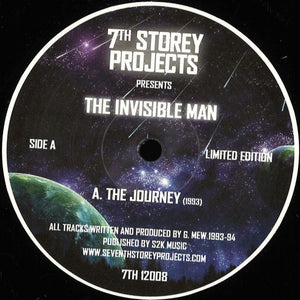 The Invisible Man - The Journey EP