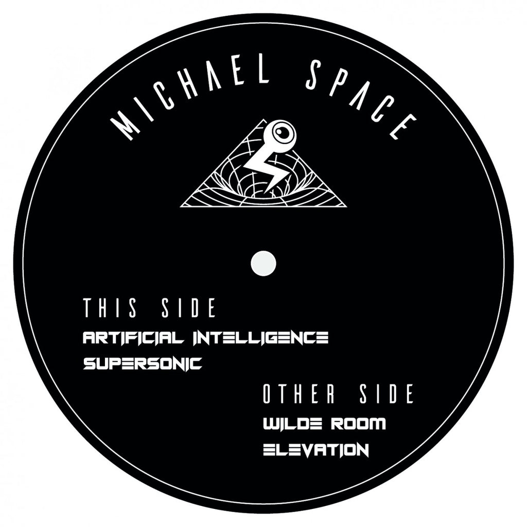 Michael Space - Beyond The Ego EP001