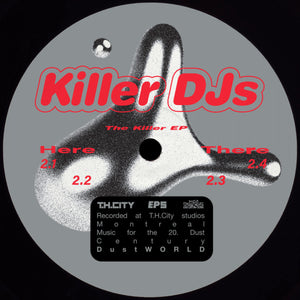 Killer DJs - The Killer EP