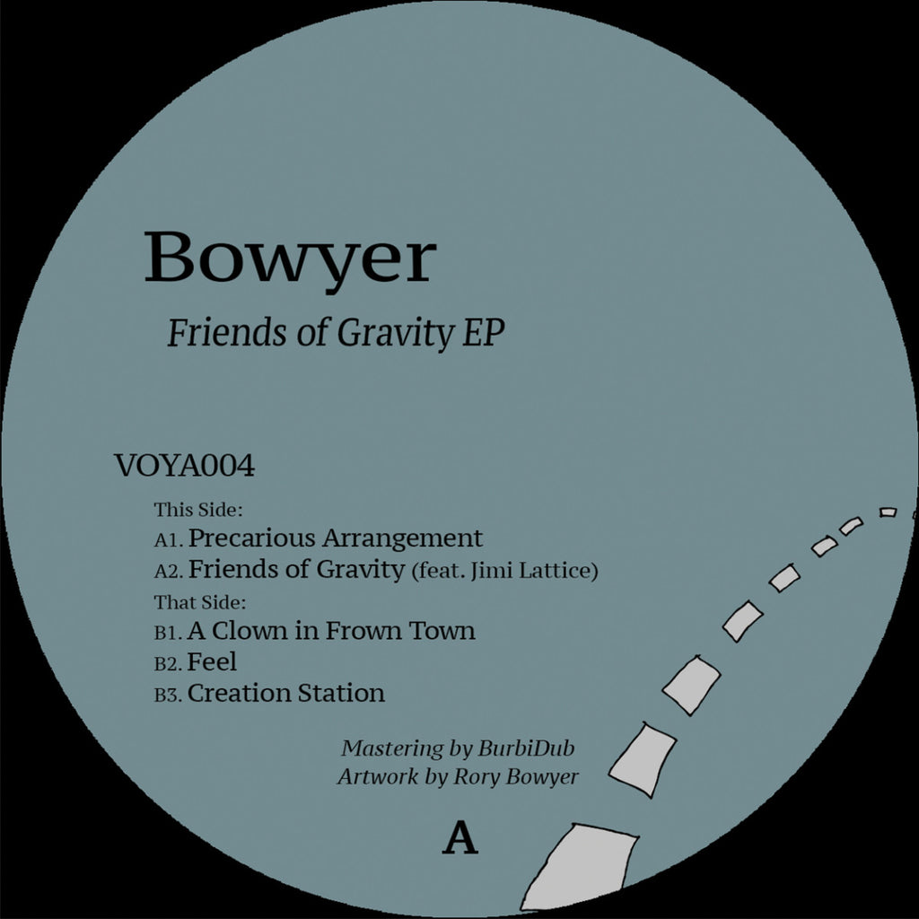 Bowyer - Friends of Gravity EP