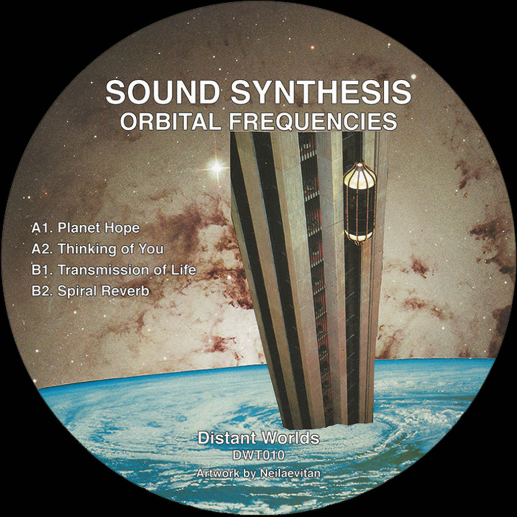 Sound Synthesis - Orbital Frequencies