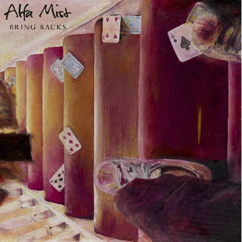 Alfa Mist - Bring Backs (Purple Velvet Coloured