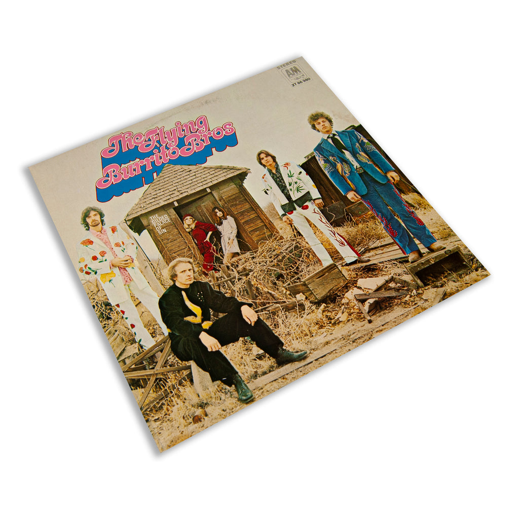 USED - The Flying Burrito Bros - The Gilded Palace Of Sin