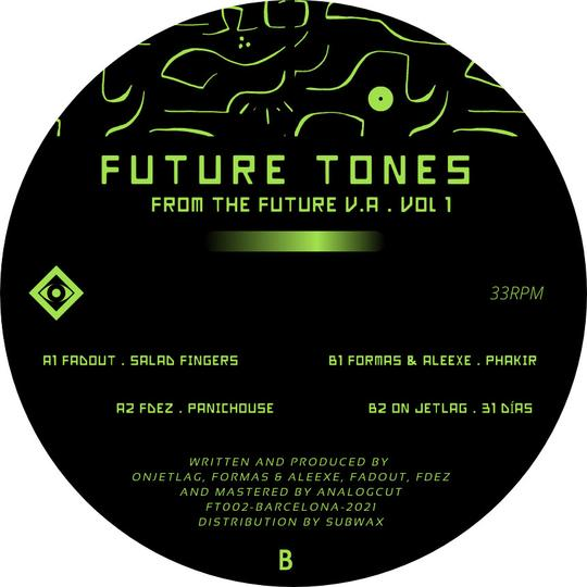 Various Artists - From The Future Vol. 1