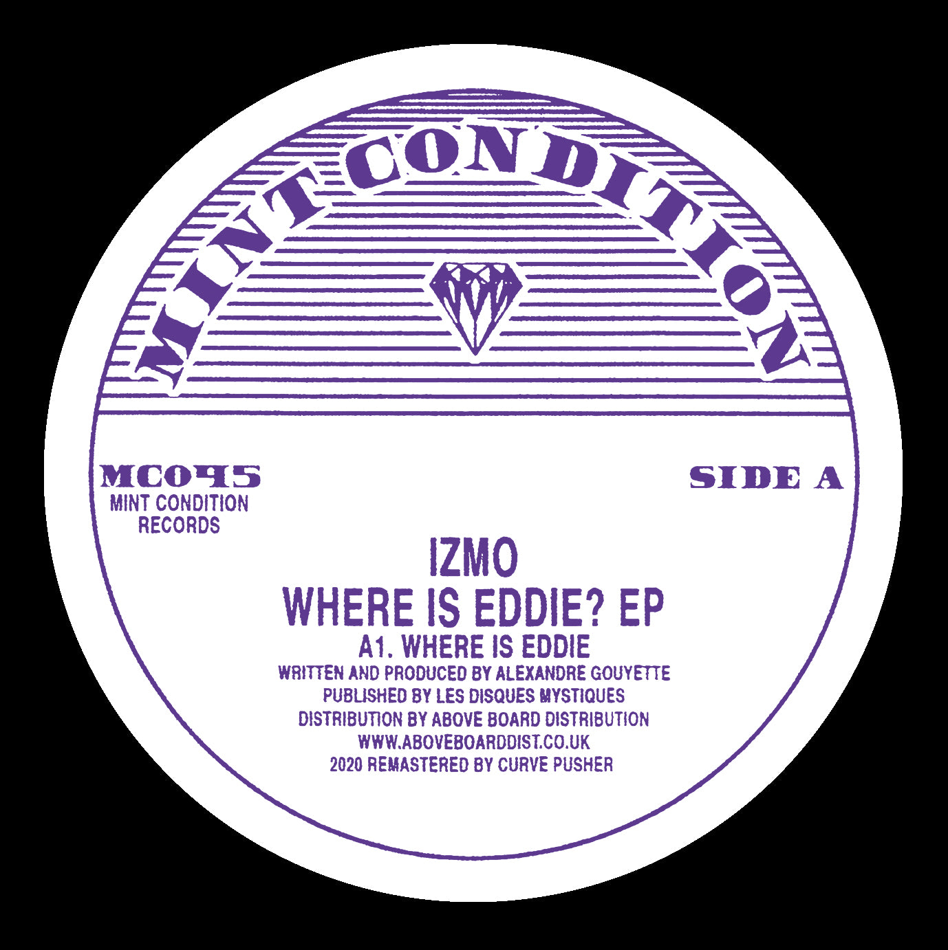 Izmo - Where Is Eddie? EP