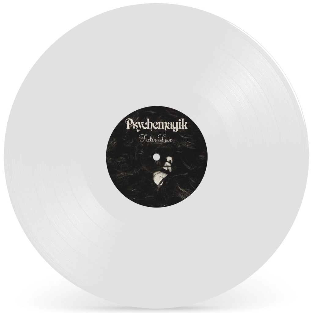Psychemagik - Feelin Love / Wake Up Everybody (White Vinyl Repress)