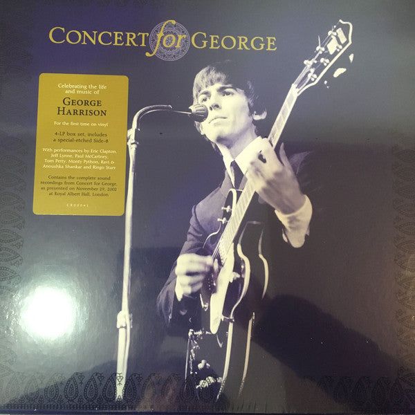 Various Artists - Concert For George (Original Motion Picture Soundtrack, Boxset)