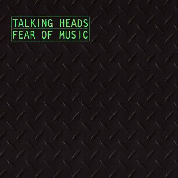 Talking Heads -  Fear Of Music (Grey Coloured)