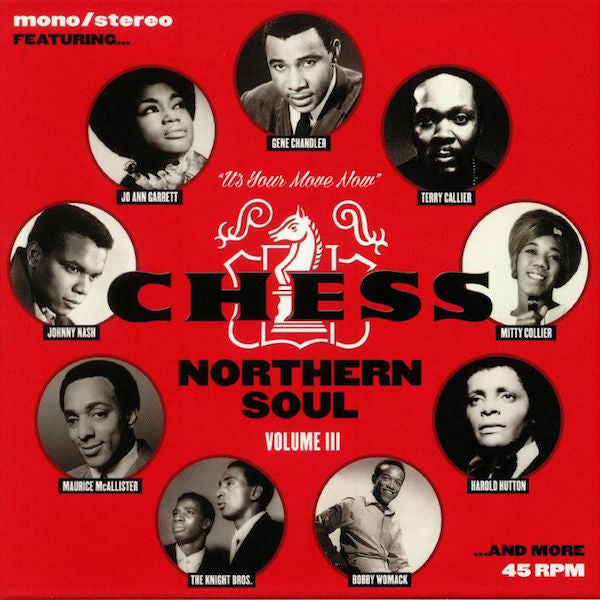Various Artists - Chess Northern Soul Volume III (7X7')