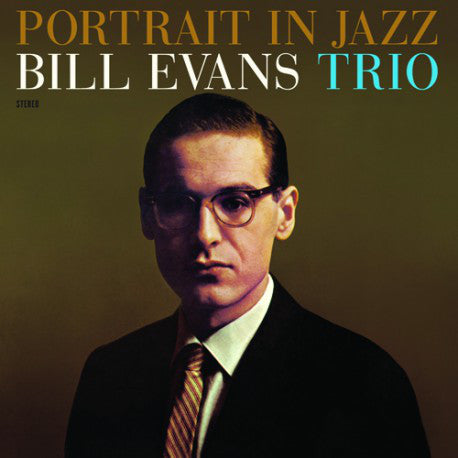 Bill Evans Trio - Portrait in Jazz (Green)