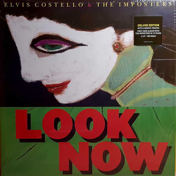Elvis Costello & The Imposters - Look Now (Deluxe Edition)