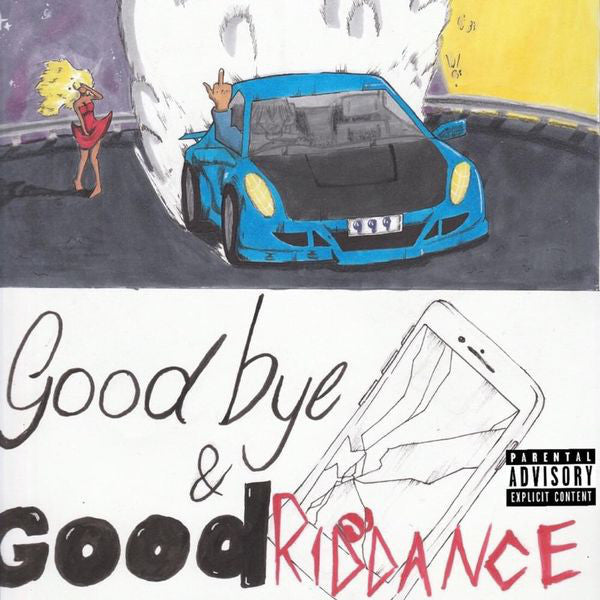 Juice WRLD ‎ - Goodbye & Good Riddance