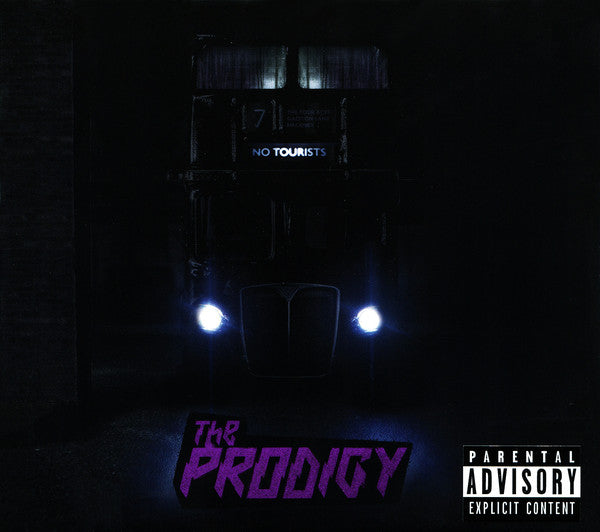 The Prodigy - No Tourists (Coloured)