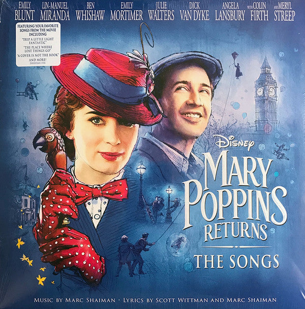 Marc Shaiman, Scott Wittman  - Mary Poppins Returns: The Songs
