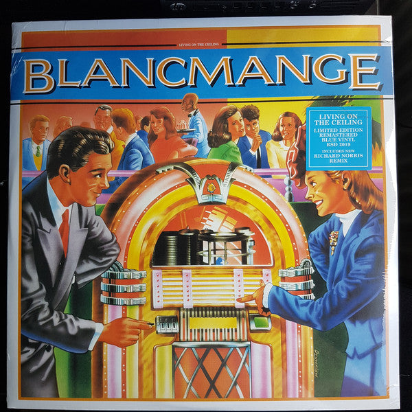 Blancmange - Living On A Ceiling