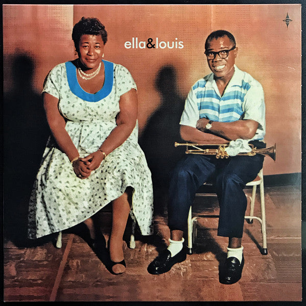 Ella Fitzgerald & Louis Armstrong - Ella and Louis (Coloured)