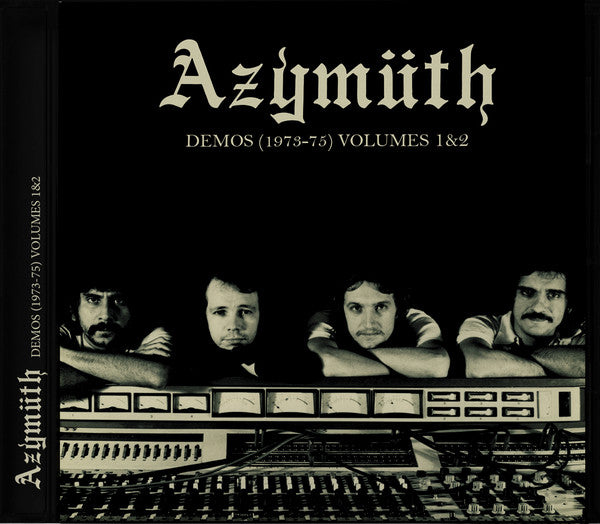 Azymüth - Demos (1973-75) Volumes 1&2 (CD)